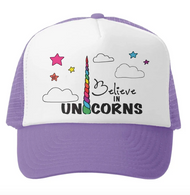 Believe In Unicorns (Purp