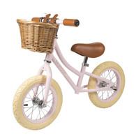 First Go Bike w/ Helmet (Pink