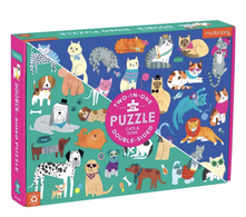 Cats & Dogs Puzzle