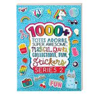 FA 1000+ Totes Adorbs Stickers
