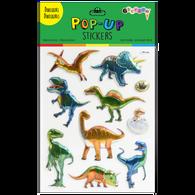IS Pop Up Sticker - Dino