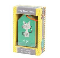 Flash Cards- Spanish to English