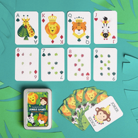 Jungle Games Cards
