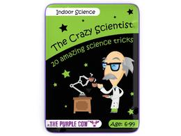 Crazy Scientist Tricks - Indoor Science