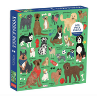 Puzzle - Doodle Dogs