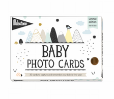 Baby Photo Cards - Over The Moon
