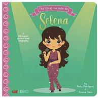 Selena- Board Book