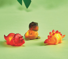 LED Bath Toy - Dino