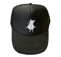 Twinklebolt Hat Black