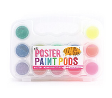 Lil Poster Paint Pods - Glitter Neon