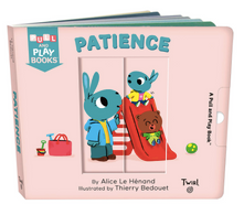 Pull and Play Books - Patience