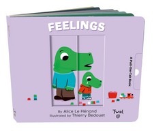 Pull and Play Books - Feelings