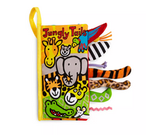 JC Activity Book - Jungly Tails