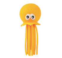 SL Octopus Bath Squirter Orange
