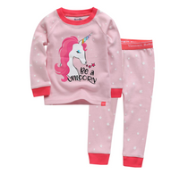 VB PJ Set - Unicorn