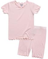 VB PJ Short Set - Pink