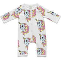 SoftB Romper Unicorn