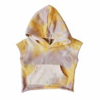 OL Hoodie - Gold + Lavender