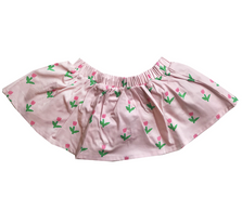 BV Skirt Tulips Pink 8t