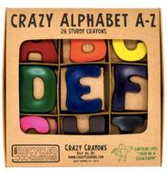 CC Crazy Alphabet Crayons