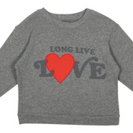 TW Sweatshirt Long Live