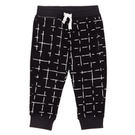 MB Pant Black Check