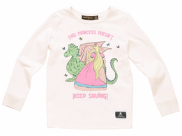 RYB L/S This Princess