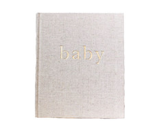 WTM Baby Journal (Boxed)