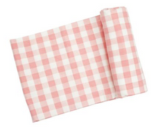 AD Swaddle - Gingham