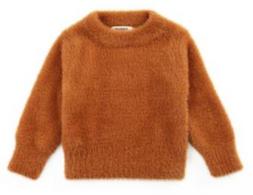 OM Sweater- Fuzzy