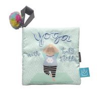 Yoga With Baby Stella Soft Book