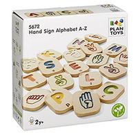 PT  Hand Sign Alphabet A-Z
