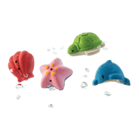 PT Sea Life Bath Set