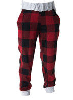 12PM Jogger Plaid