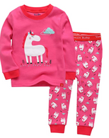 VB PJ Set - Pink Unicorn