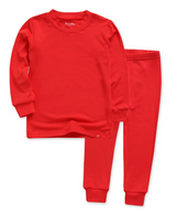 VB PJ Set - Light Red