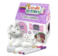BS Candle Critters - Unicorn