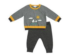 AD Mountain Sweater Set