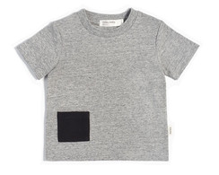 MB Tee Grey w/ Pocket