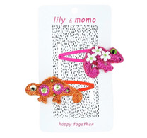 L&M Little Geckos Clip