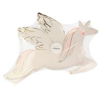 Meri Meri - Unicorn Plates