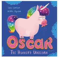 Oscar The Hungry Unicorn