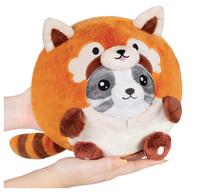 SQ Undercover Panda in Red Panda