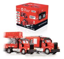 Mini Firefighter Truck Set