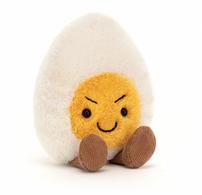 JC Boiled Egg Mischievous