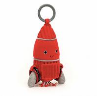 JC Cosmopop Rocket Toy