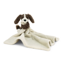 JC Bashful Fudge Puppy Soother