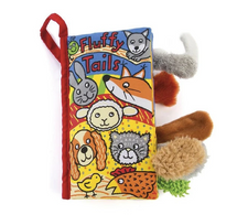 JC Activity Book - Fluffy Tails