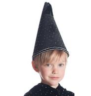 FF Crushed Velvet Wizard Merlin Hat
