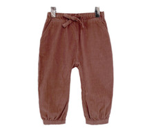 CM Cord Slouchy Pant - Rosewood